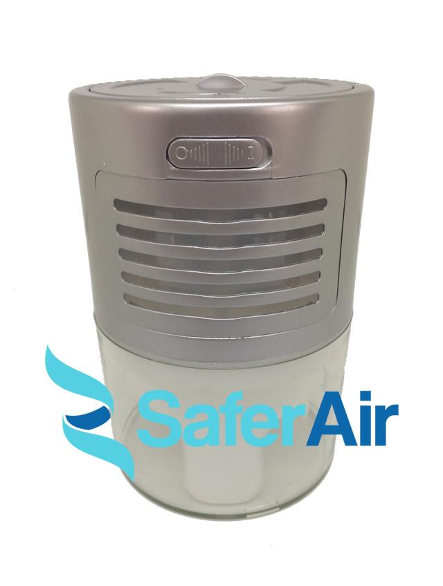 Saferair Guardian Air Purifier Small No Pet Pong