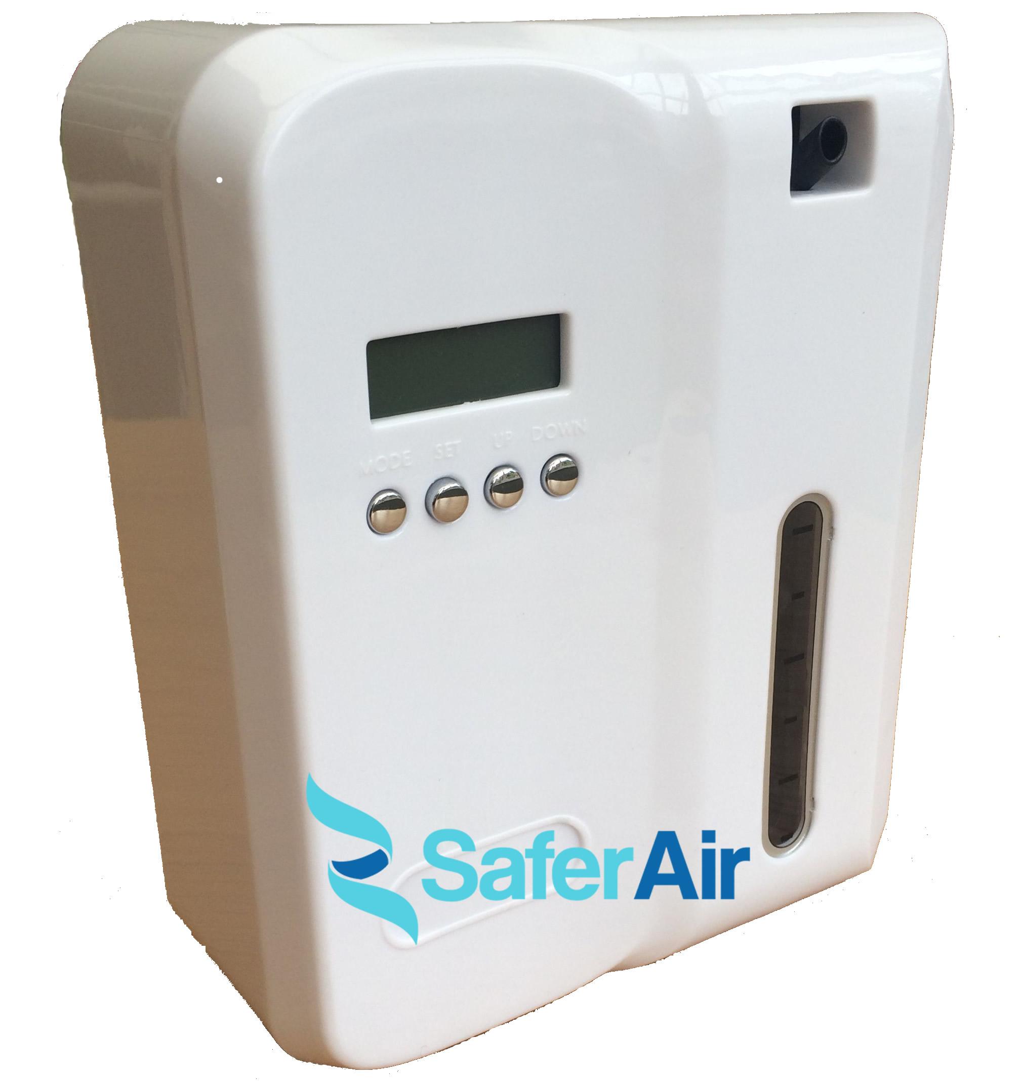 Saferair Guardian Air Purifier Wall Mounted No Pet Pong